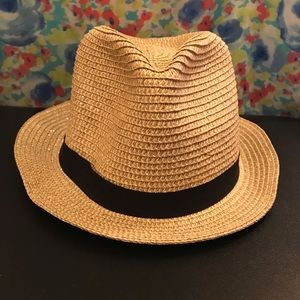 American Eagle Outfitters natural fedora